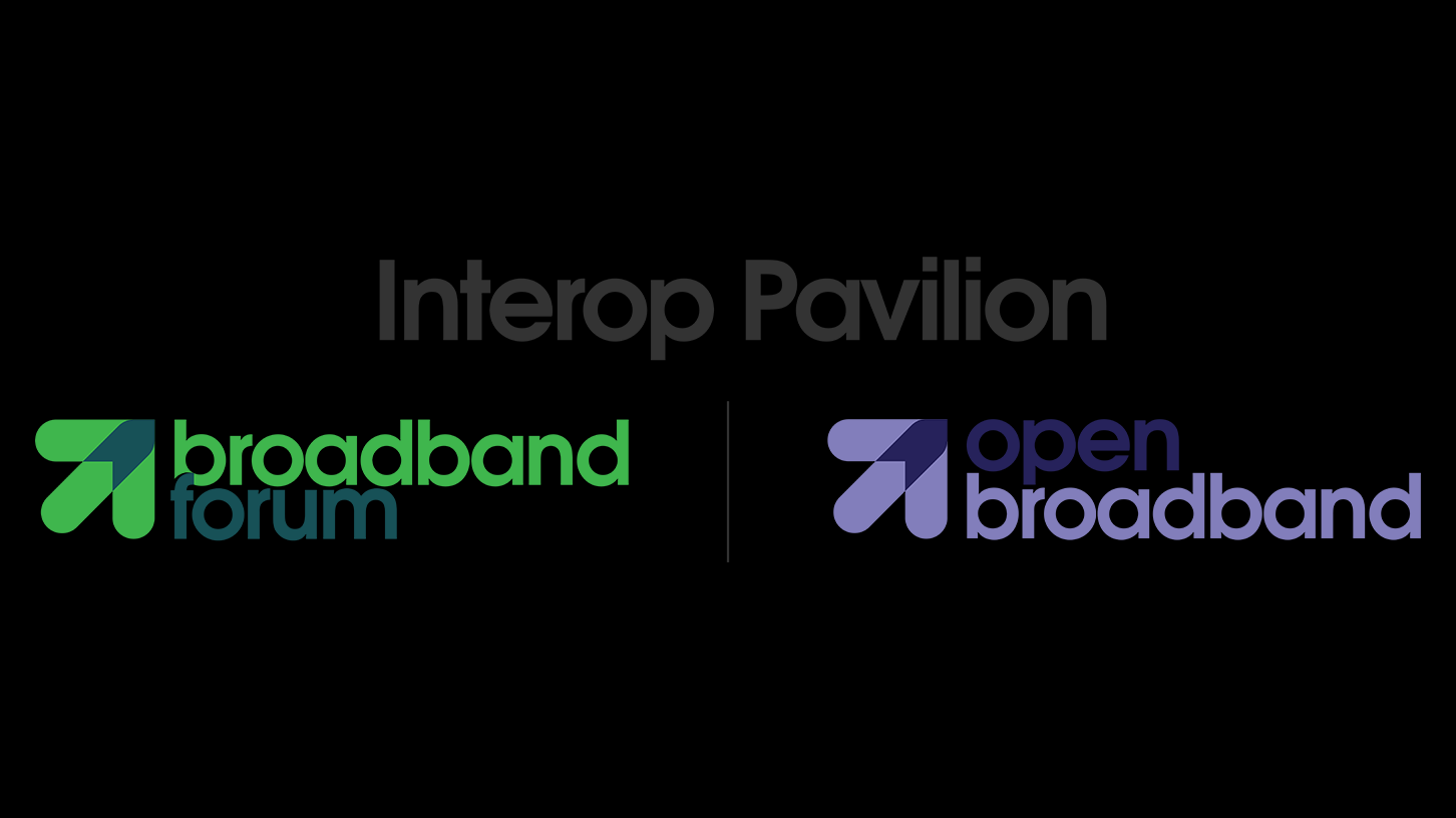 2018 10 23 - Broadband Forum hosts Interop Pavilion at 2018